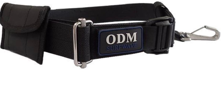 The ODM SurfWave Surf Belt is the ultimate surfcasting wading belt. It's fully adjustable and easy to put on yet super secure and heavy duty.