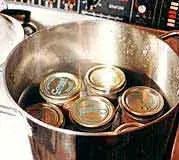Several pots allow you to do the whole job in just one. bottling salmon.