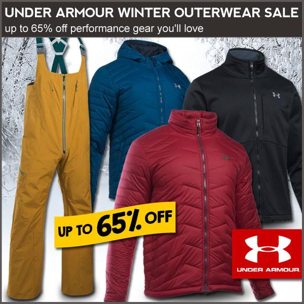 under armor cold gear sale