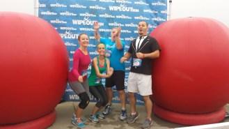 Eric & Sarah Wilson (center)