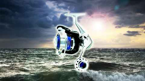 Space Age Spinning Reels for the Common Man