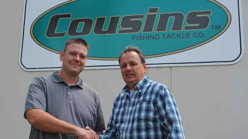 Cousins Tackle Corp. Hires Former Lamiglas VP