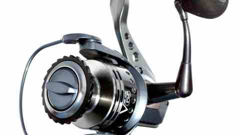 New WaveSpin Vision 65 and Legend 250 Reels at ICAST
