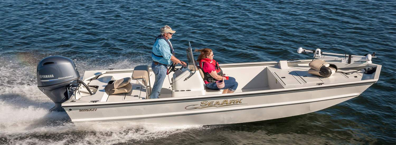 Seaark boats acquired by correct craft for Best boat for fishing and family fun