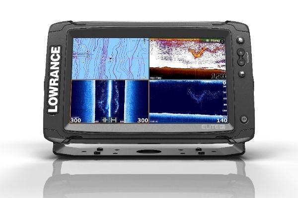 lowrance announces new widescreen elite-ti displays - fishing, Hard Baits