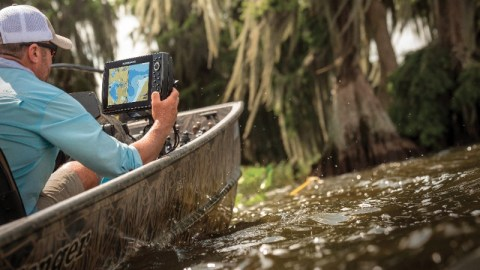 Humminbird® Basemap Gets Anglers Fishing, Right Out of the Box