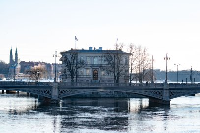 In 2017, Stockholm's water was certified as some of the cleanest in the world.