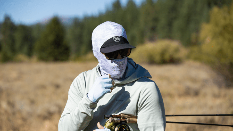 BUFF® Cooling Technology Offers Innovation In Spring 2020 Angler Collection