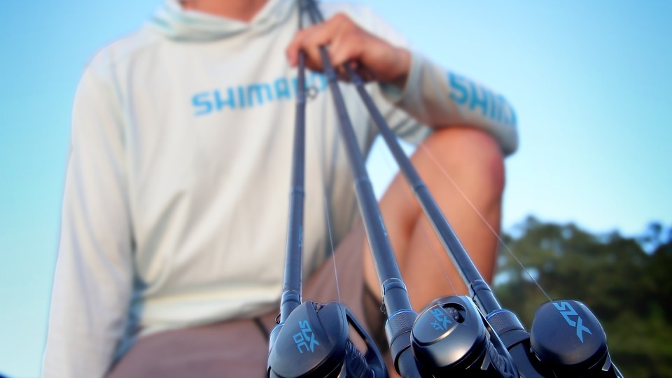 Shimano's New SLX Reels Now Shipping to Dealers