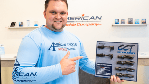Theron Asbery Joins American Tackle Staff