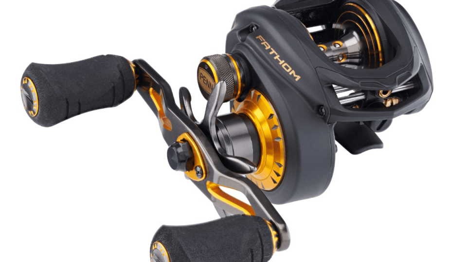 PENN Adds Squall and Fathom Low-Profile Models to Saltwater Lineup