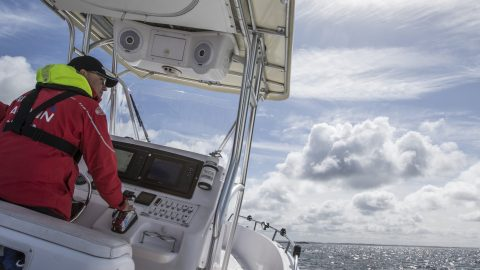 BOAT SAFELY WITH GARMIN