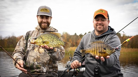 St. Croix to Expand Panfish Rod Series