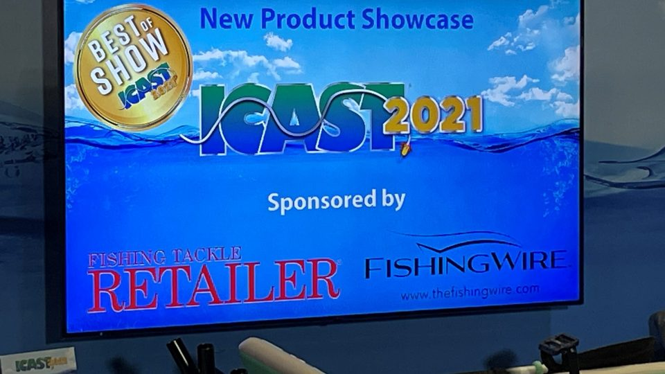 ICAST 2021 New Product Showcase Best Of Show & Best Of Category Winners