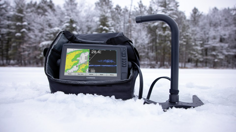 Garmin Continues To Change The Ice Fishing Game