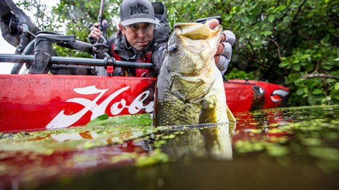 Meet The Hobie Mike Iaconelli Edition Mirage Pro-Angler 14