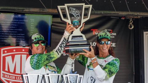 Lucky Go Fishing/Fish Bites Win Seventh-Annual ICAST Cup
