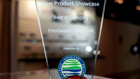 Strike King Chick Magnet Wins 'Best of Category' Freshwater Hard Lure