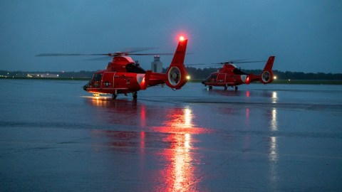 Coast Guard Foundation Activates Disaster Relief and Response Program