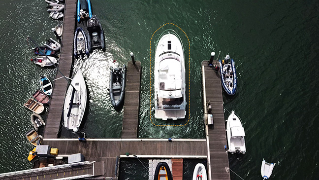 Raymarine and Emerson Partner to Deliver DockSense Control