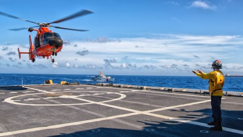 Coast Guard Foundation Announces Matching Gift Challenge