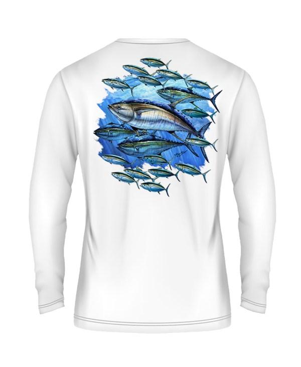 BACK LONG_yellowfin