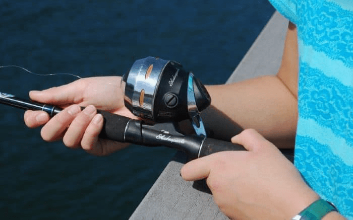 Clean a Spinning Fishing Reel