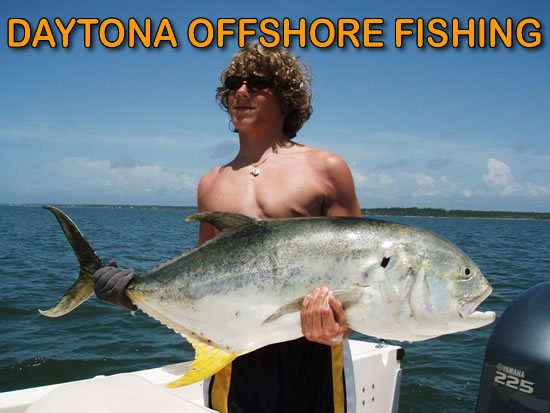 Daytona Offshore Fishing
