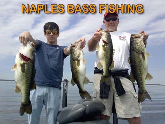 Naples Bass Fishing