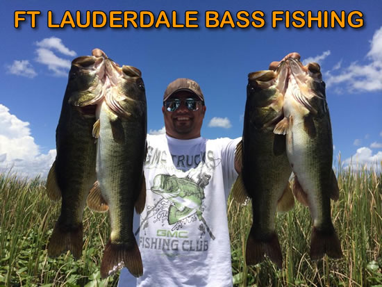Ft Lauderdale Bass Fishing