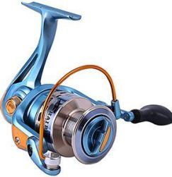 Sougayilang 11+1bb Spinning Fishing Reel