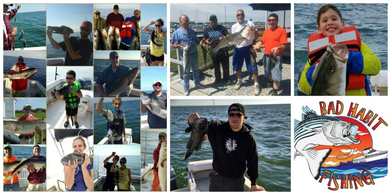 affordable charter fishing trips out of Clinton Connecticut