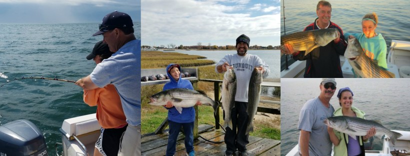 Father's Day Fishing Charter Trips in Clinton CT