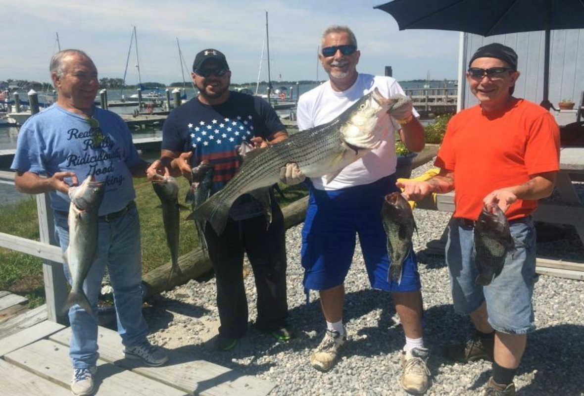 Best fishing charters in ct