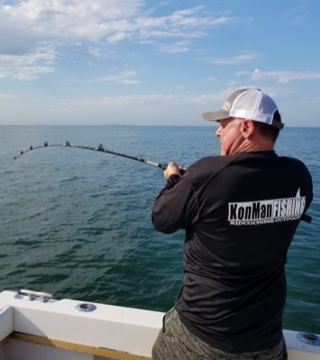 fishing charters in Clinton CT