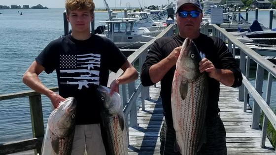 fishing on the bad habit charters