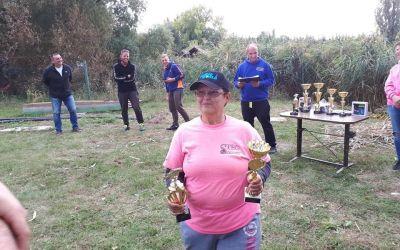 Danka Mária a Törökbálinti VIP Kupa versenyen