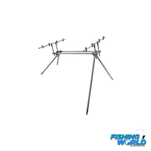 CARPON Robust 3 Botos Ezüst Sky Rod Pod