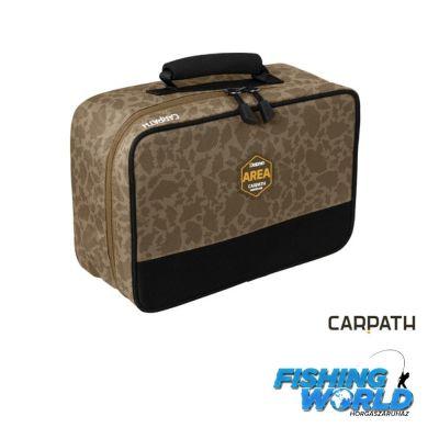 Delphin Area TACKLE Carpath szerelékes táska