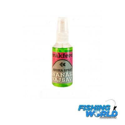 Novák Feeder Aroma Spray 50ml - ananász-vajsav