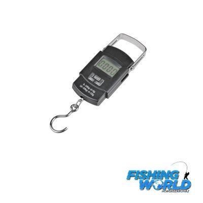 CarpZoom Practic Scales 50 kg Mérleg