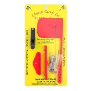 Church Tackle Planer Board TX-12 both sides