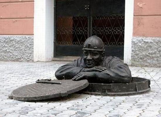 Скульптуры со всего мира (52 фото)