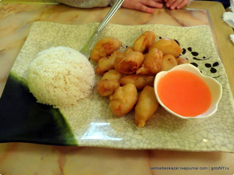 суши, ресторан, обед, еда