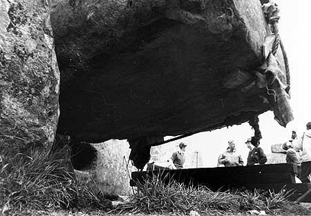 restavraciya 0011 (FOTO) VELIKA BRITANSKA PREVARA: Stounhendž je sagrađen 1954. godine!!!