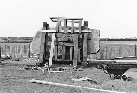 restavraciya 0016 (FOTO) VELIKA BRITANSKA PREVARA: Stounhendž je sagrađen 1954. godine!!!