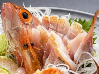 ノドグロ時々アカムツ、呼び方はともかく、冬の旨い白身魚の代表