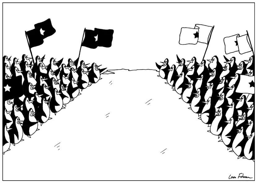 loren fishman cartoon - freelance cartoonist - cartoonist for hire