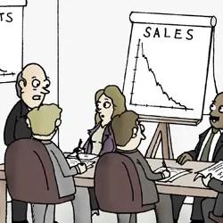 custom cartoons for business presentations
