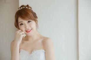 重點新娘造型之一 高盤髮造型 鮪 (造型圖多)
